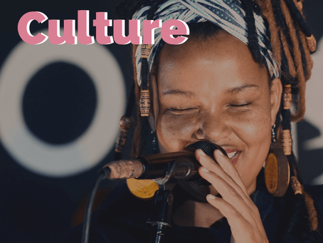 THE RISE OF AFROBEATS CULTURE