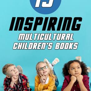 15 Inspiring Multicultural Children's Books