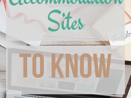 Top 5 Accommodation sites You Should Know