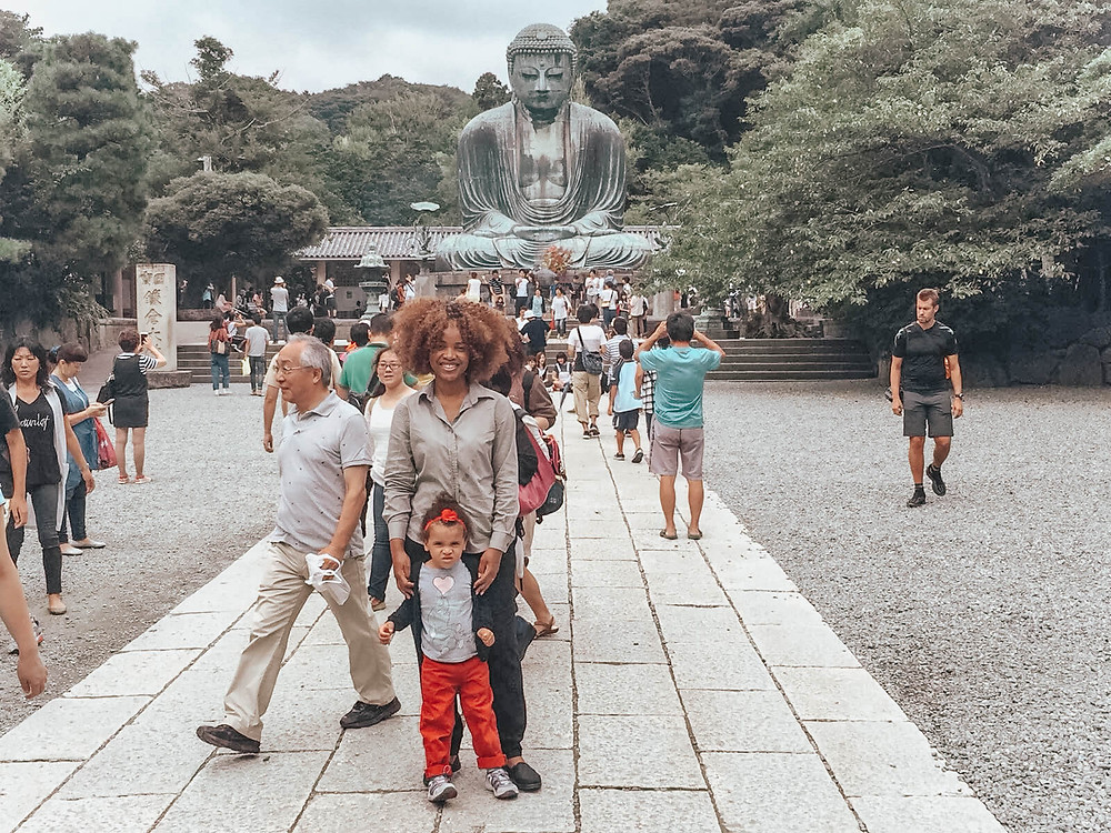 the great budha Kamakura