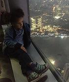 inside de Shanghai Tower