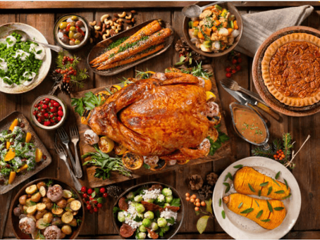 Thanksgiving in the USA & Canada