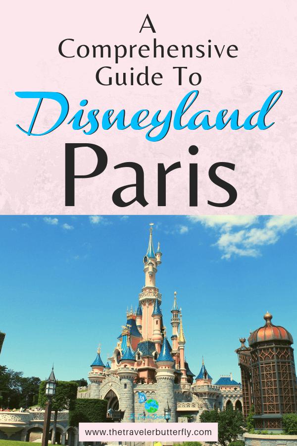 a comprehensive guide to disneyland paris