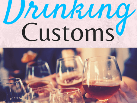 25 Weirdest Drinking Customs