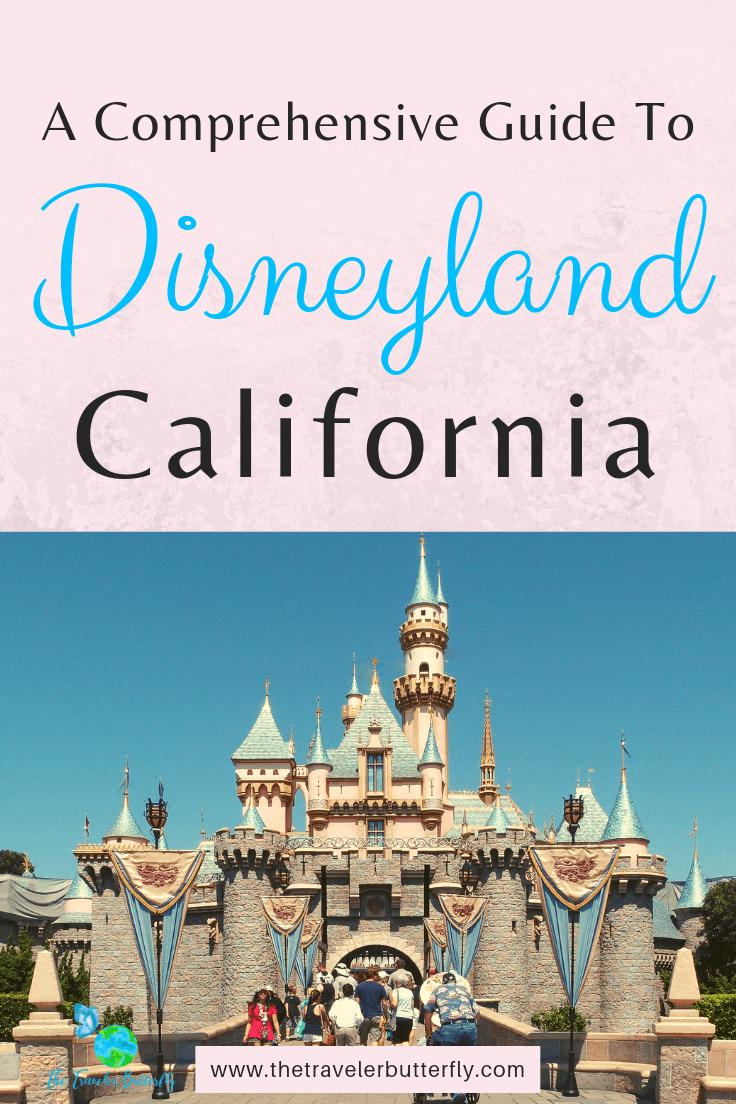 a comprehensive guide to disneyland california