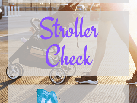 Airlines Requiring Strollers Check