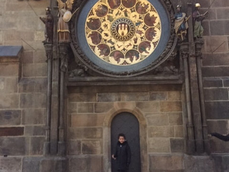A FAMILY VACATION IN PRAGUE - A GEM AMONG THE CITIES OF EUROPE