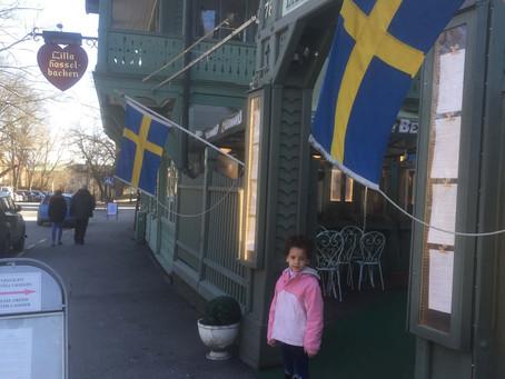 VISIT STOCKHOLM, THE CITY OF FOURTEEN ISLANDS