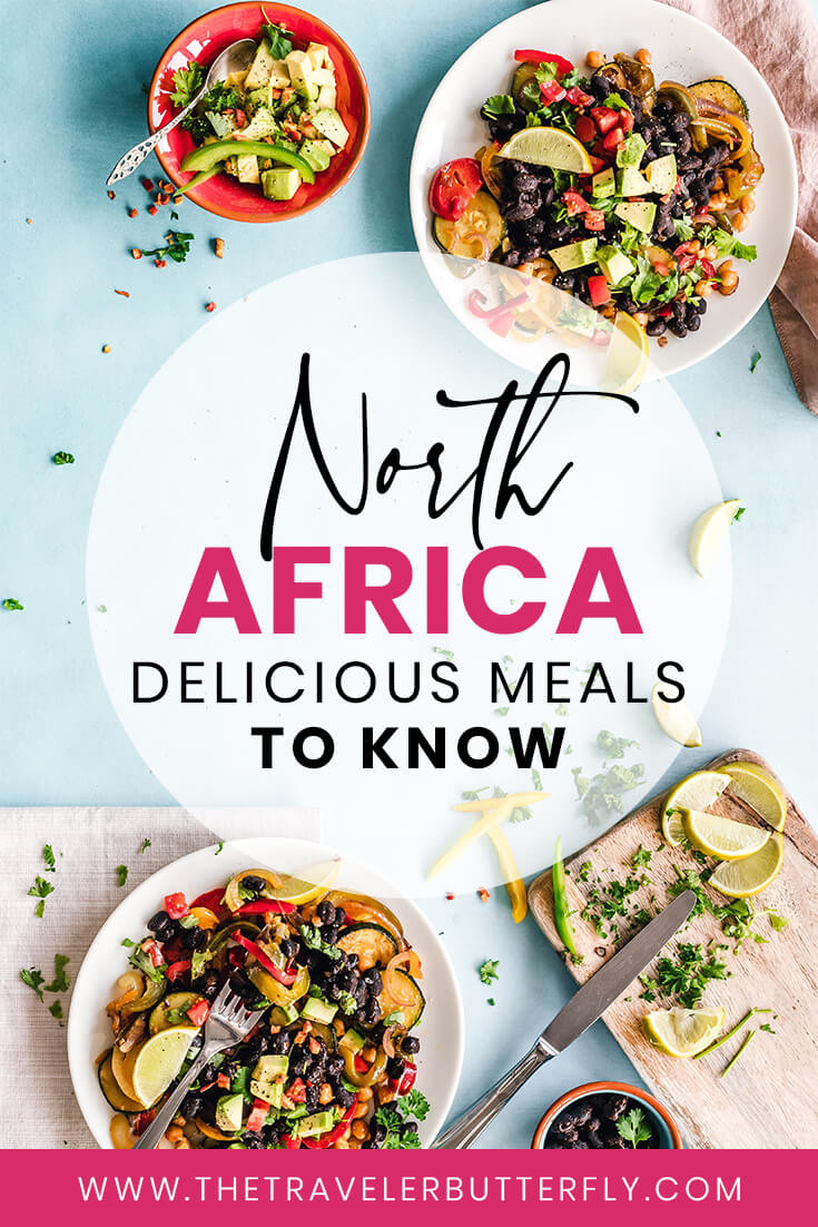 north Africa delicious meals