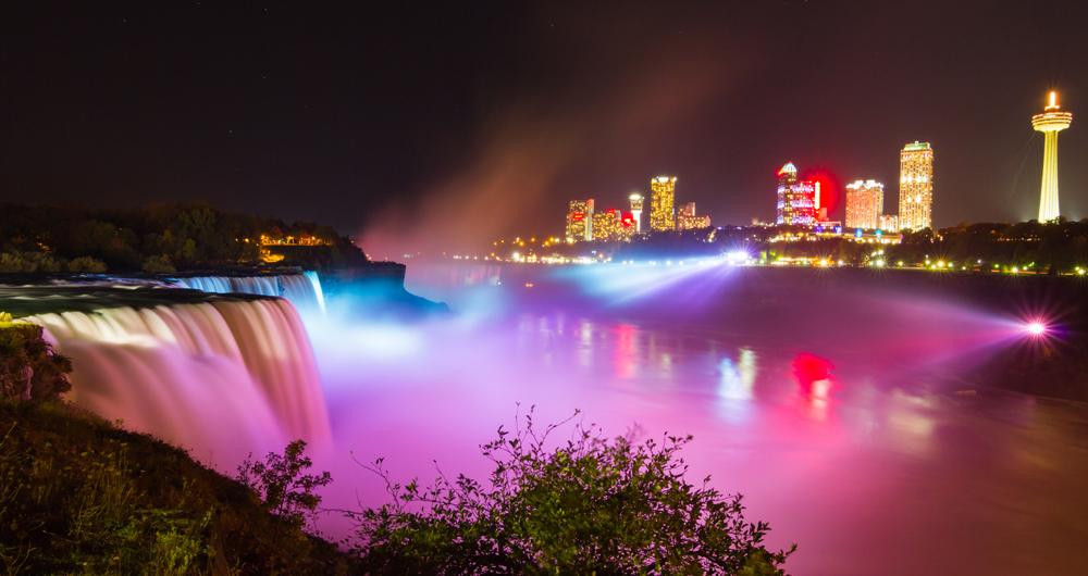 It is estimated that around 30 million people visit Niagara Falls every year, not only to see Niagara Falls but also to tour the world famous wineries within the Niagara-on-the-Lake region.