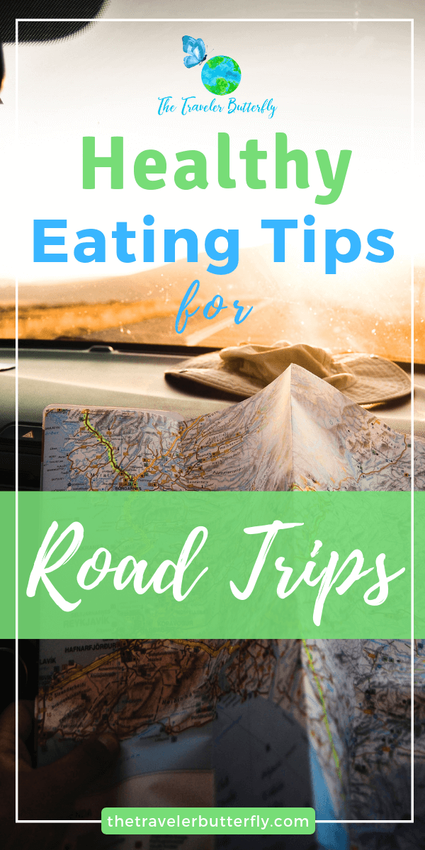 Healthy Food For Road Trip in 2021