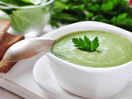 Healthy and Fresh Spinach Soup Recipes From Around The World