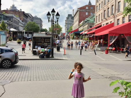 MONTREAL – THE CITY THAT CELEBRATES LIFE