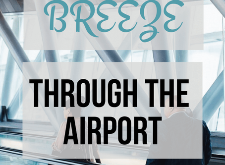 Travel Hacks To Breeze Through The Airport