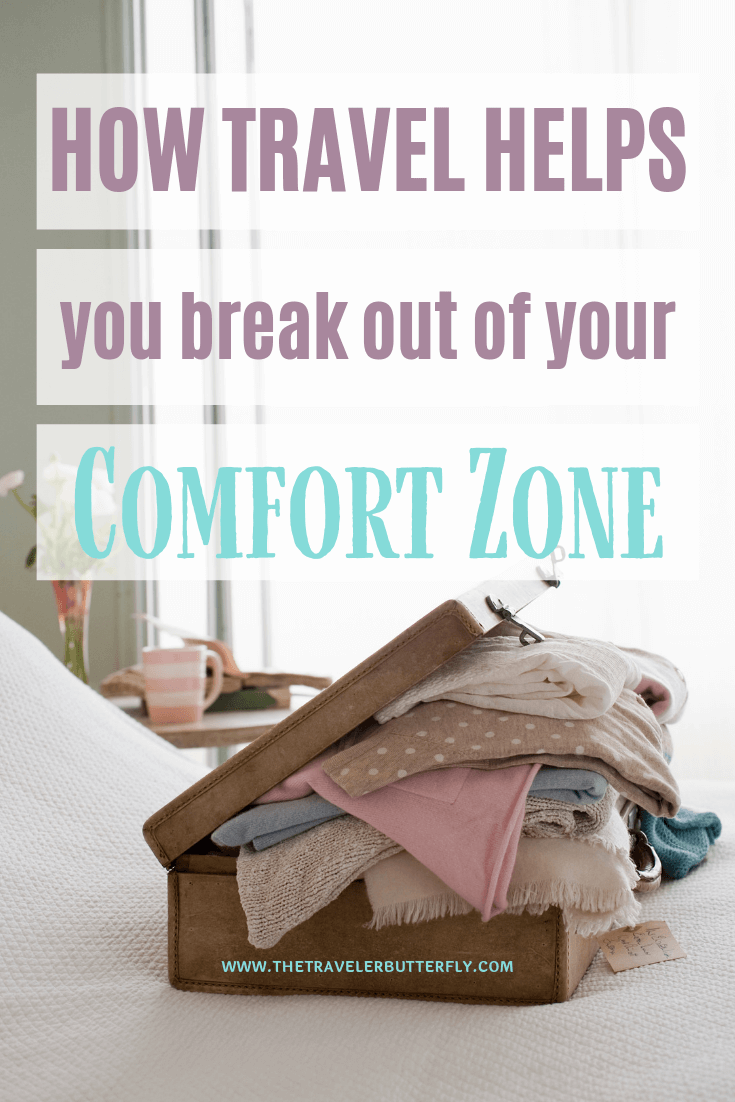 Break You Out of Your Comfort Zone
