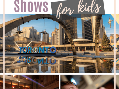 Best Live Theatre Shows for Kids in Toronto