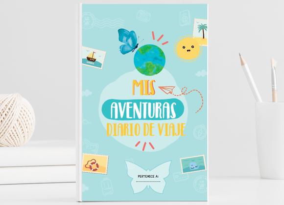 Mis Aventuras Diario de Viaje