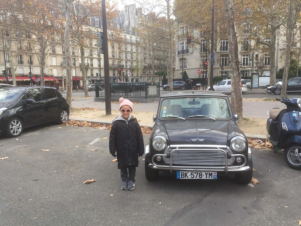 Family vacation travel guide to Paris