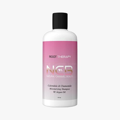 Calendula & Chamomile Moisturizing Shampoo W/ Argan Oil