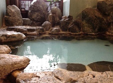 湯河原温泉 かけ流しです。
