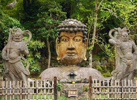 宿から徒歩15分 福泉寺(ふくせんじ)の首大仏