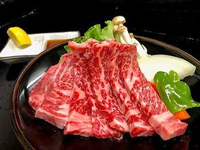 黒毛和牛のサーロインステーキ