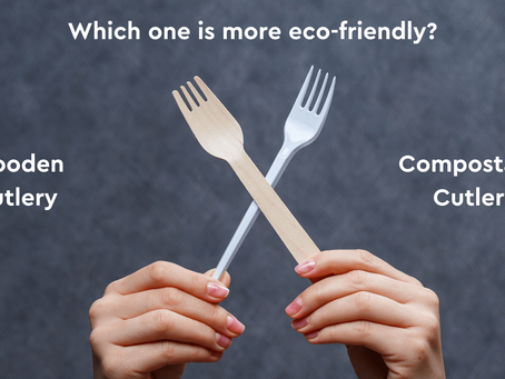 Read Before You Buy! 7 Most Answered Questions about Wooden Cutlery and Compostable Cutlery!