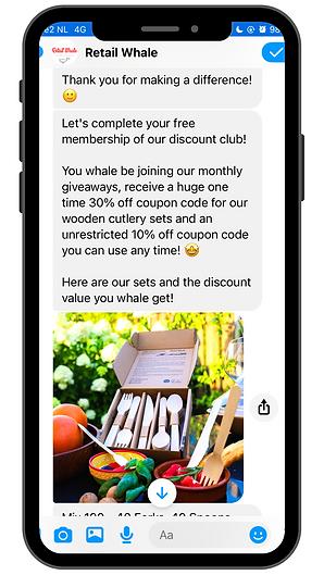 Retail Whale Discount Club