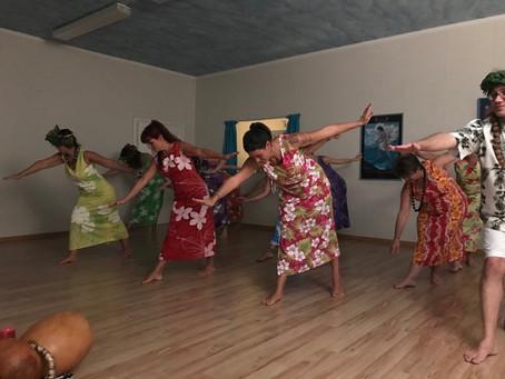 Hu La - La Danza Hula è Fuoco Interiore