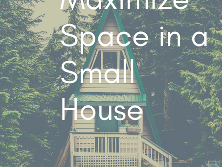 15 Hacks to Maximize Space in a Small Home