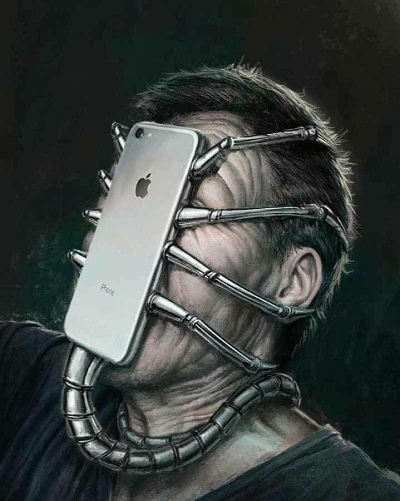 "John Holcroft ""Mind Prison"" Social Media"