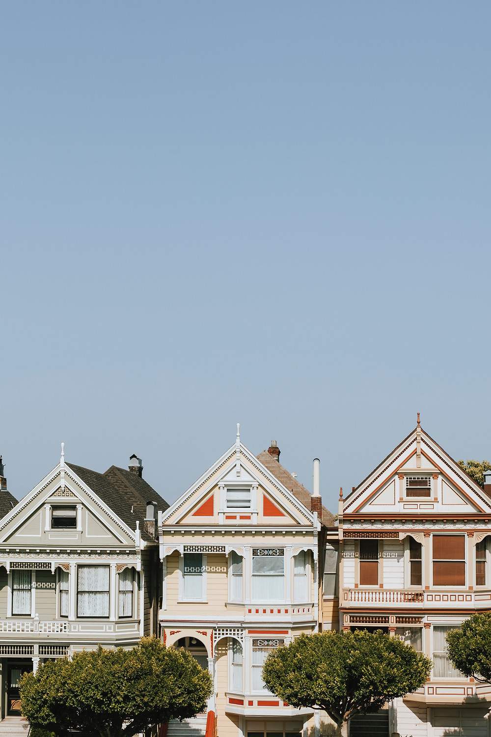 The Painted Ladies | Townhouse | Valley Center General Contractor