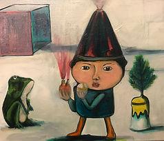 The Alchemist Oil on Canvas 50x60cm.jpg