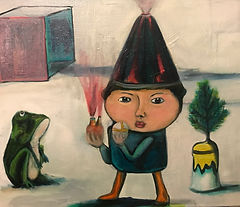 The Alchemist Oil on Canvas 50x60cm.jpg