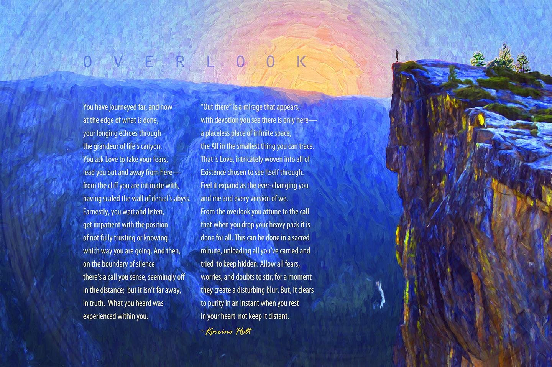 Overlook, Poem
