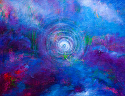 Numinous Knowing, Painting