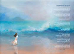 Liquid Silence Listening, Poem