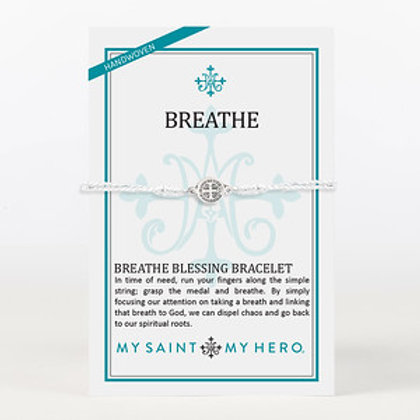 Breathe Blessing Bracelets