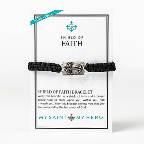 Shield of Faith Bracelet 1 Medal