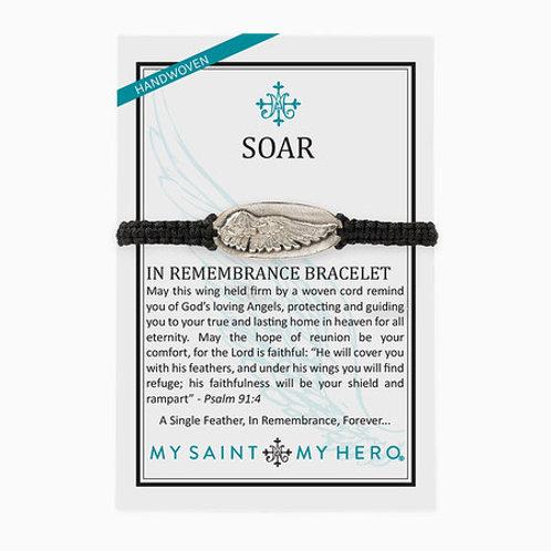 Soar In Remembrance Bracelet
