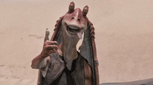 We Need to Talk About the Worst Character in Star Wars... Yes, That One