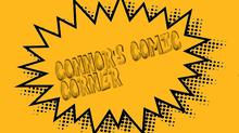 Connor's Comic Corner- February