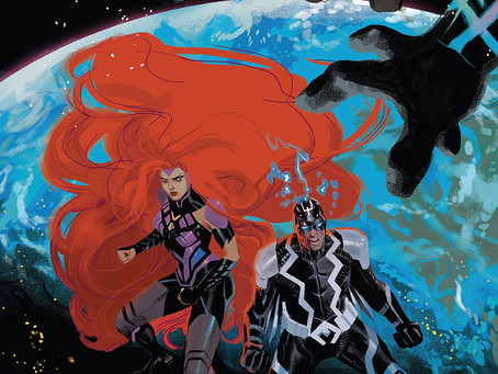 Inhumans: Judgment Day #1: A Beautiful Finale