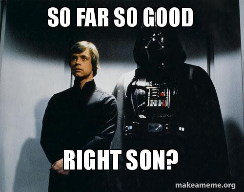 DEATH STAR PR: THREE WAYS THE GALACTIC EMPIRE COULD HAVE BENEFITTED FROM GOOD (DECENT REALLY) PR