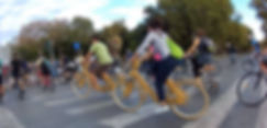 Cycling towards resilience