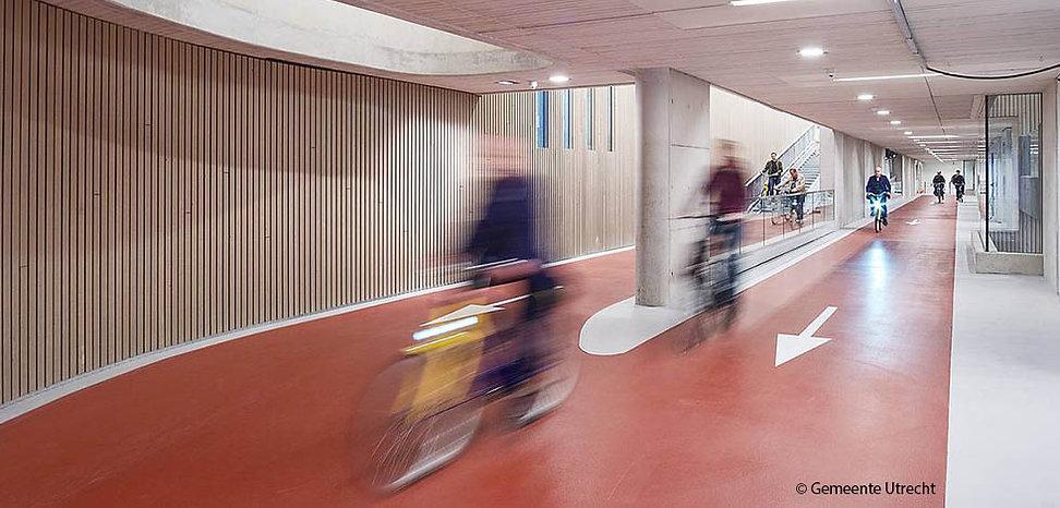 A path to wheel urban development