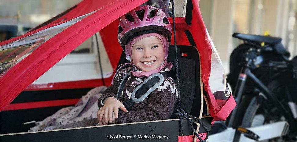 Bergen test rides the future