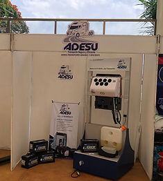 Adesu - expo - A/C transport pesado