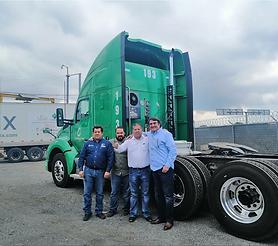 A/C para camiónes - instalación