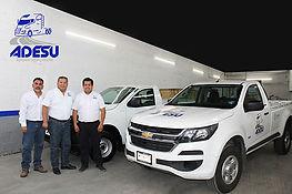 A/C para camiónes - autónomo eléctrico